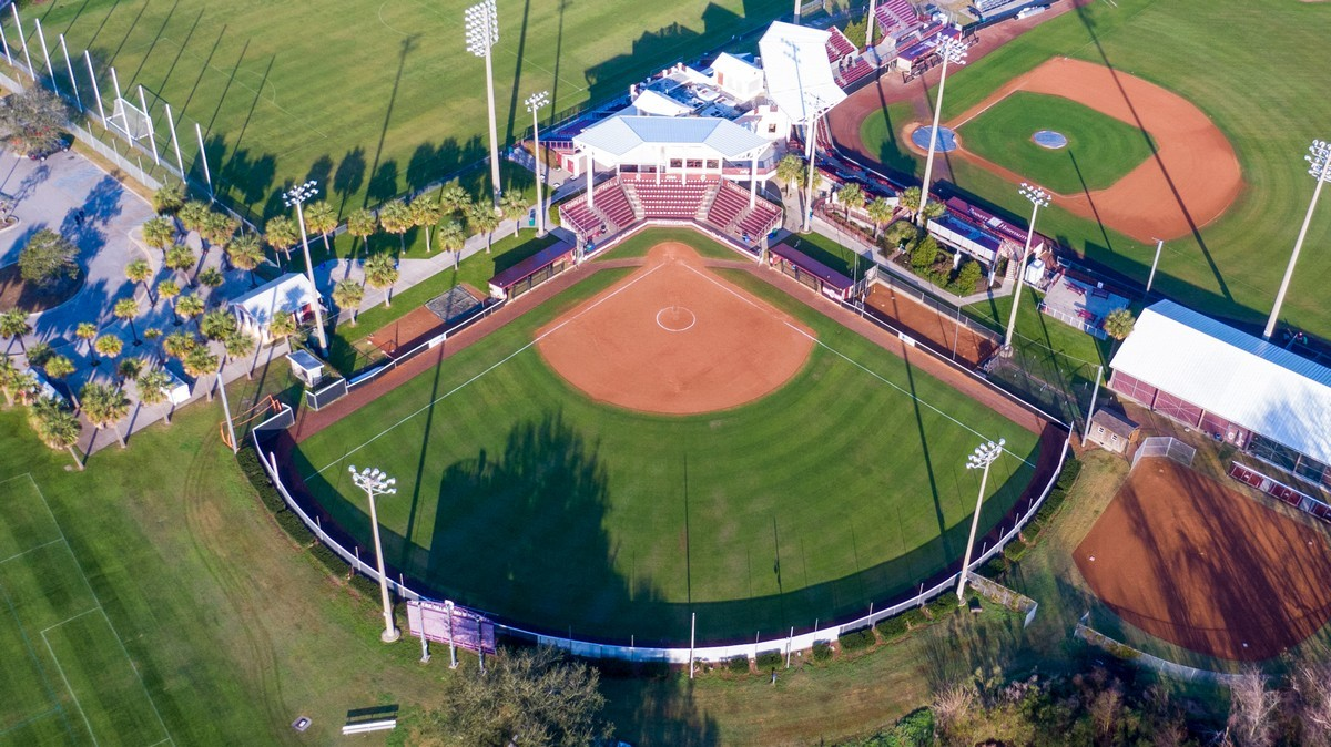 College of Charleston Sports Fields