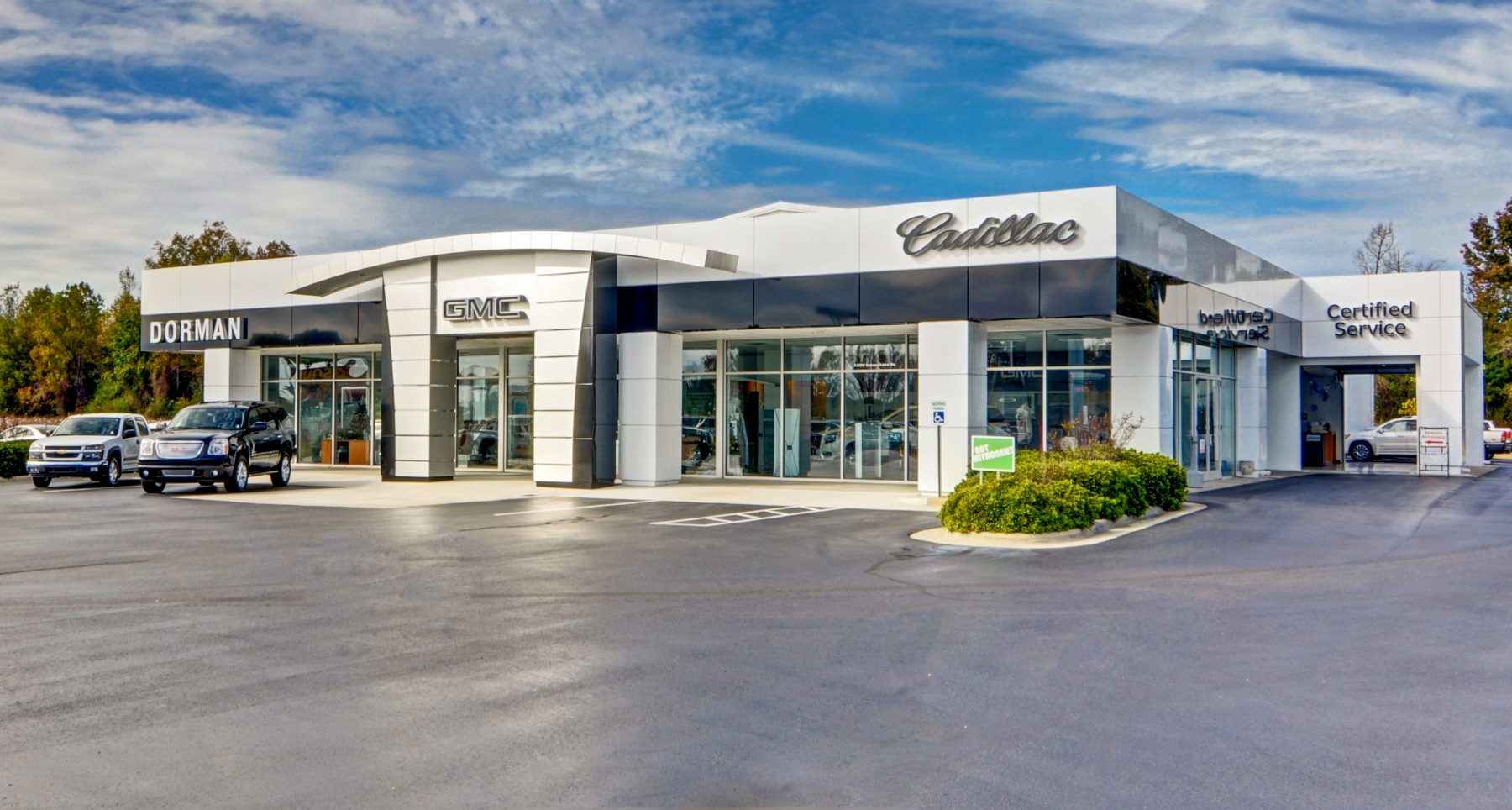 Dorman Cadillac GMC